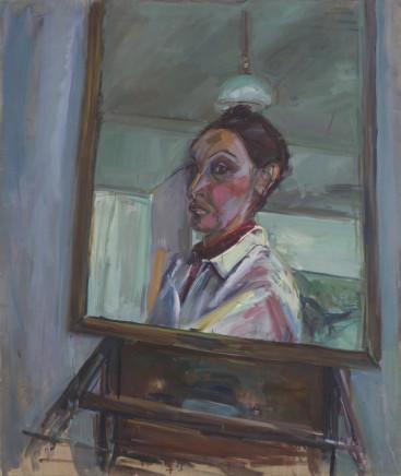 Manijeh Yadegar, Self-portrait, 1978