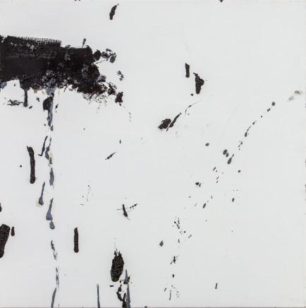 Frances Aviva Blane, Black on white 2, 2019