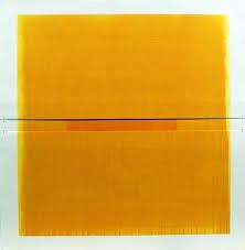 Richard Smith, Orange, 1977