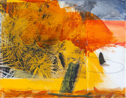 Andy Barker, A Small Squall in the Fall, 2006