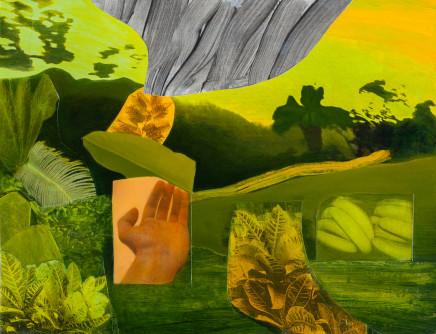 Andy Barker, Palma da Mão / Palm of the Hand, 2019