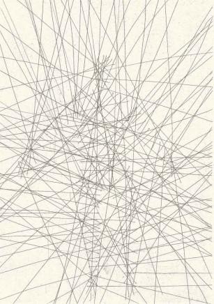 Antony Gormley, Track III, 2016