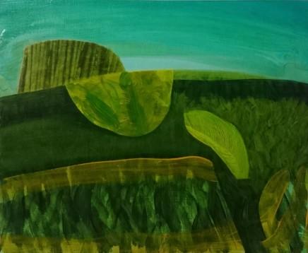 Andy Barker, Articulated Landscape, 2015