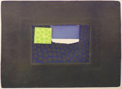 Howard Hodgkin, Interior (Day), 1974