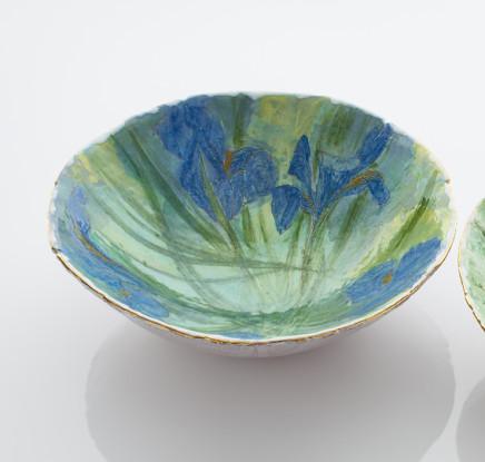 Claudia Clare, Iris Bowl, 2017