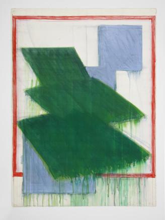 Richard Smith, Untitled (Bridge), 1982