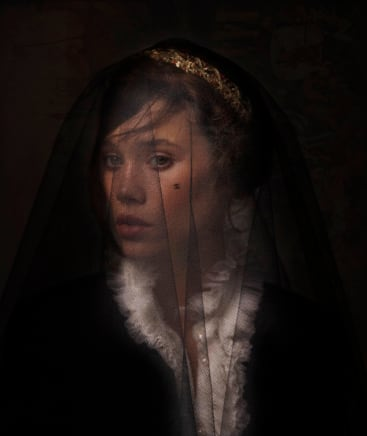 ASTRID NUMBER TWO, Portrait of Àstrid Bergès- Frisbey, 2012 Simon Procter C-type with satin finish 39.37 x 29.53 inches (100 x 75 cm) Edition of 10, 2AP