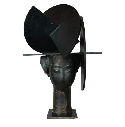 Juno I Manolo Valdés Bronze 31.5 x 20.47 x 18.11 inches (80 x 52 x 46 cm) Edition 8/8