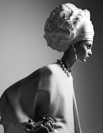 Greg Lotus, Paper Do, Italian Vogue, 2011