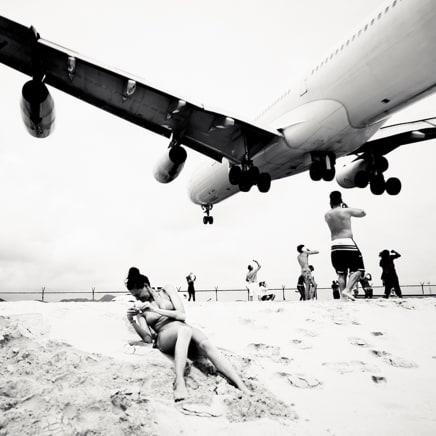 Jet Airliner #04, St. Maarten, 2009
