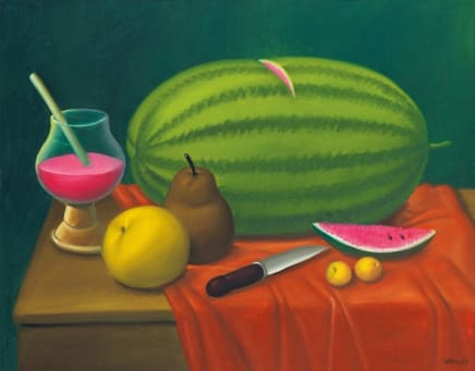 Still Life with Fruits, 2003