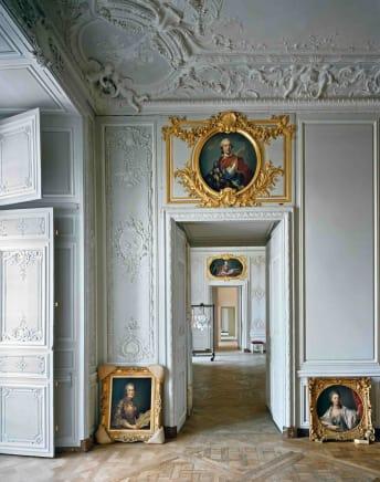 Grand cabinet de Madame Victoire, (54) CCE.01.052, Corps Central - R.d.C, Chateau de Versailles, Versailles, France, 1986