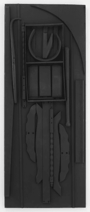 Louise Nevelson, Cascades-Perpendiculars XVI, 1980 - 1982