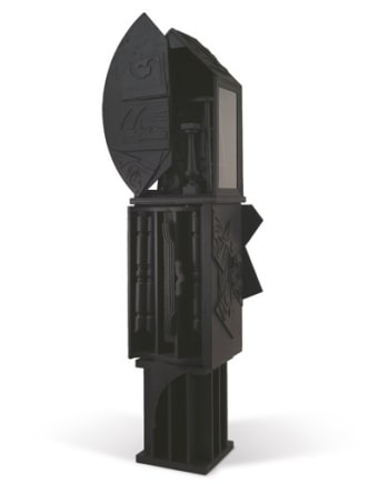 Louise Nevelson, The Magic House, 1980