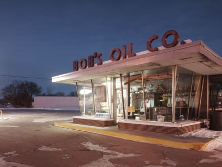 Bob's Oil, Grand Forks, ND, 2014