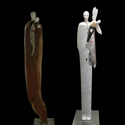 Oriano Galloni Symbolic Transfiguration 1 & 2