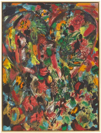 "Jim Dine ""Hawaiian Dream"""