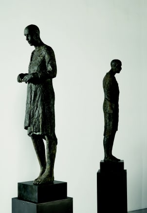 "Hanneke Beaumont ""Bronze 81 and 84"""