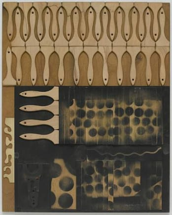 "Louise Nevelson ""Untitled"""