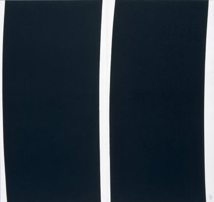 "Richard Serra ""Double Transversal"""