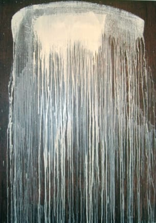 "Pat Steir ""Florida Waterfall"""