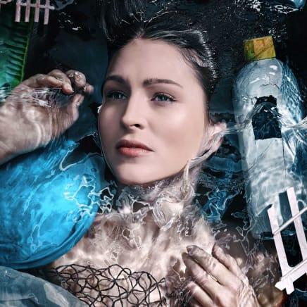 "Andreas Franke's ""Katharina R (Plastic Ocean)"""