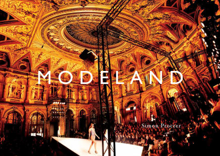 "Cover of Simon Procter's ""Modeland"" book"