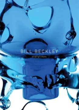 "Cover of Bill Beckley ""Storylines"" exhibition catalogue"