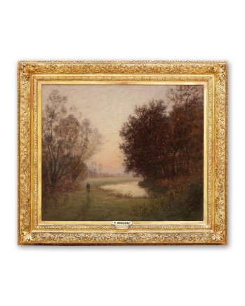 Paul Sébilleau, Landscape, 1906