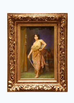 Delphine Arnould de Cool, Salome