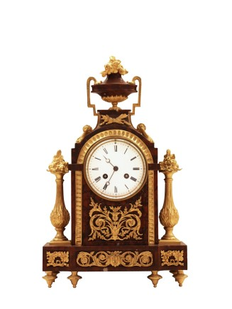 Mantle clock, Late 19th century
