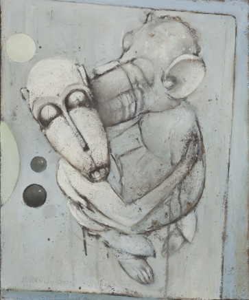 Ransome Stanley, BABOONS, 2012