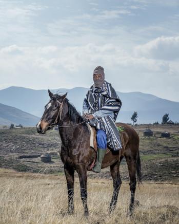 Thom Pierce, MATJEKA MATJEKA -Ha Farala, Lesotho, 2016