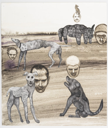 Hans Lemmen, DOGS AND THEIR OWNERS, 2016