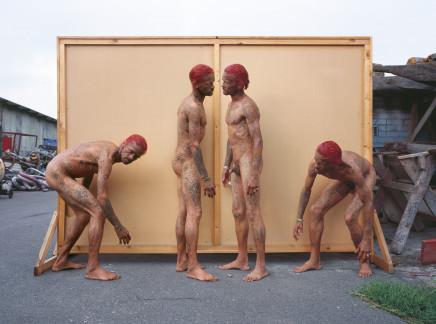 Gordon Clark, Facing My Demons, 2013