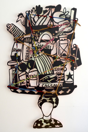 Toyin Loye, MOBILE SHOP, 2015