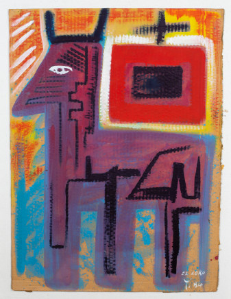 EL Loko, TAFEL XXII, 1984