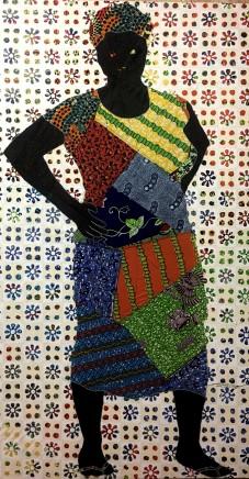 Raphael Adjetey Adjei Mayne, LAMELY, 2017