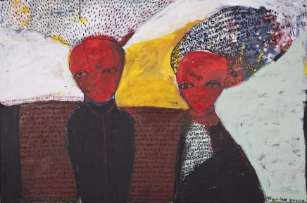 Toyin Loye, UNTITLED, 2013