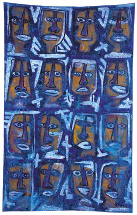 EL Loko, WELTENGESICHTER KÖPO 45, 2002