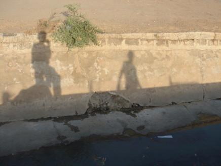 Saïdou Dicko, LE PHOTOGRAPHE 1, DIPTYCH, 2007