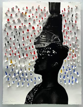 Toyin Loye, TOTEM, 2020