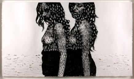 Toyin Loye, Friends, 2020