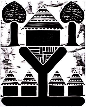 EL Loko, Das Dorf, 1973
