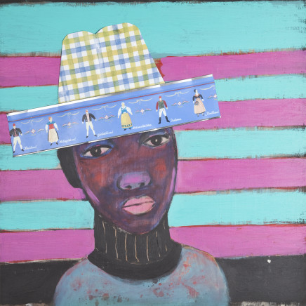 Toyin Loye, UNTITLED, 2011