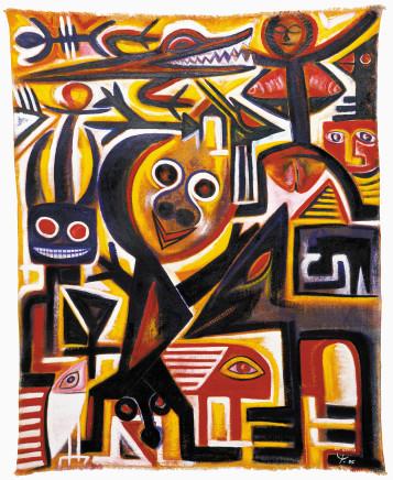 EL Loko, TAFEL 69, 1985