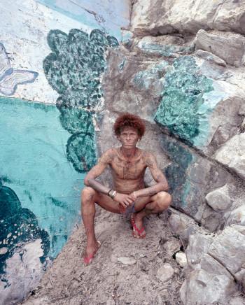 Gordon Clark, Between a Rock and a Hard Place, 2013