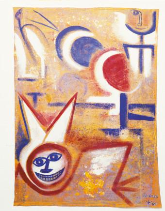 EL Loko, OHNE TITEL, 1985