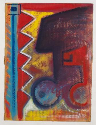 EL Loko, TAFEL XXV, 1984