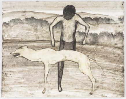 Hans Lemmen, THREE LEGS, 2016